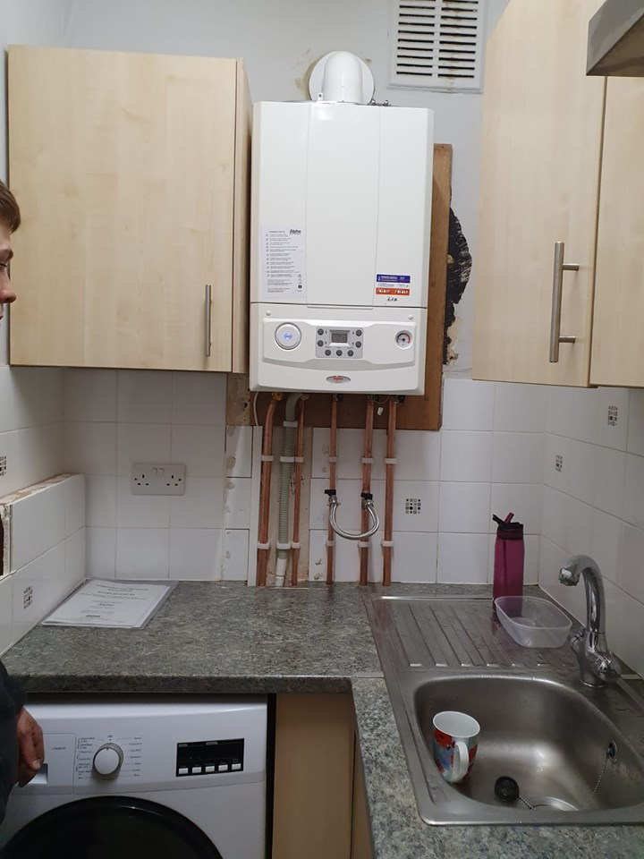 Alpha Boiler Installation worthing