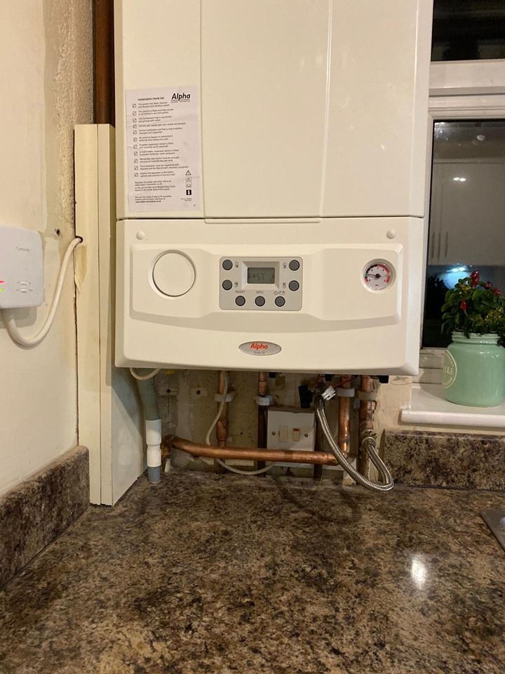 Alpha Boiler Installation sussex