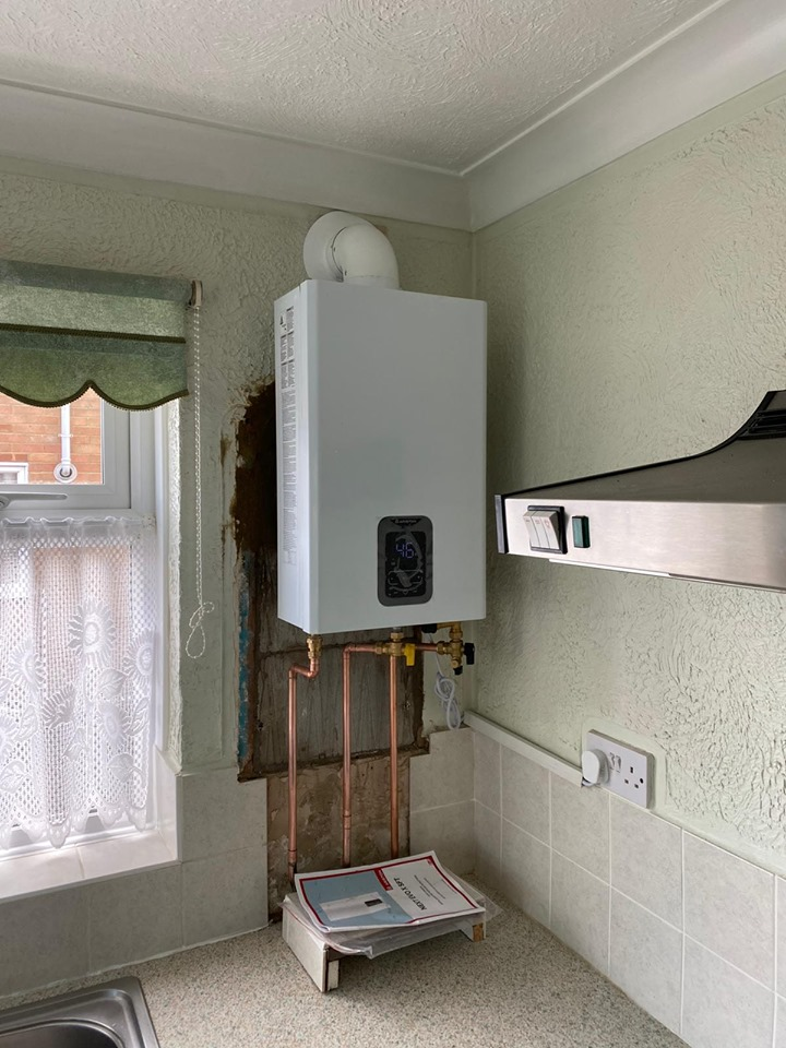 Ariston Water Heater Installation worthing