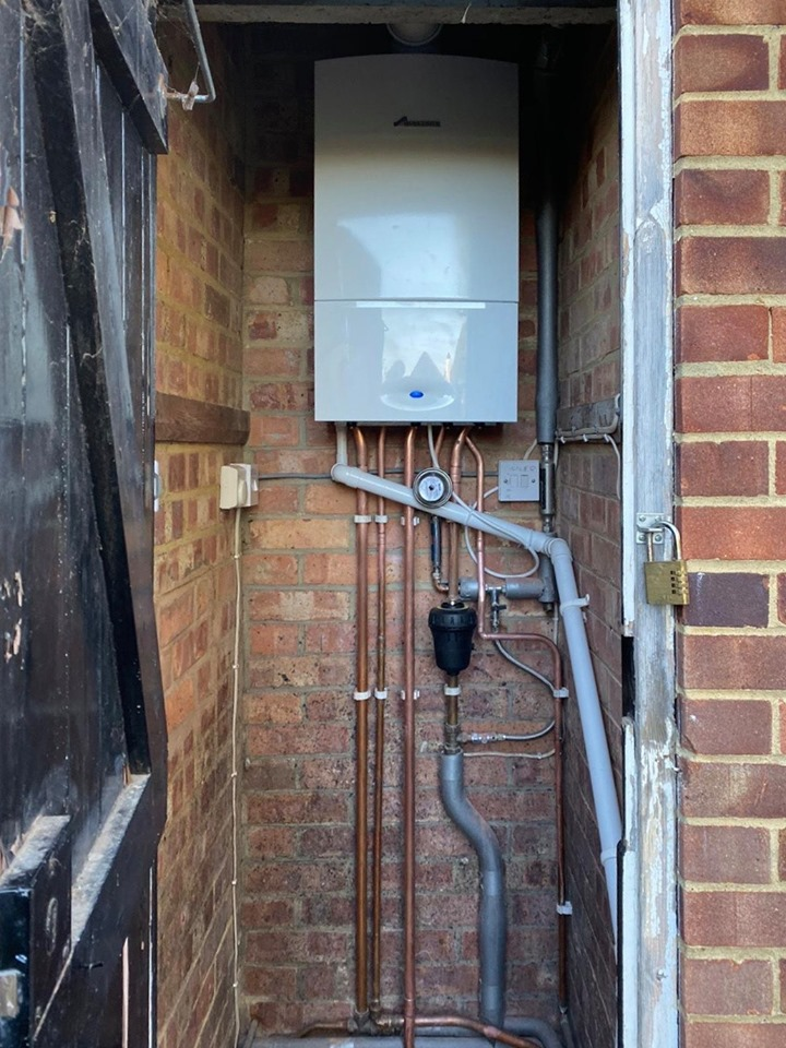 Worcester Boiler Installation Findon